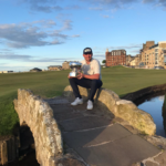 Jack Cope wins the 2021 St Andrews Trophy