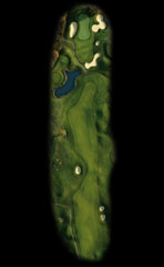 Codrington Hole 12 Aerial View