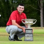 Jack Cope wins the English Amateur
